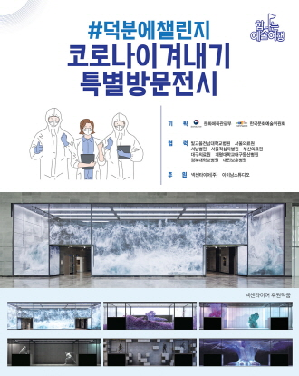 넥센타이어(대표이사 강호찬)가 문화체육관광부와 한국문화예술위원회(이하 문예위)가 주최하는 특별 순회 전시인 '힘나는예술여행'을 후원한다./사진=넥센타이어