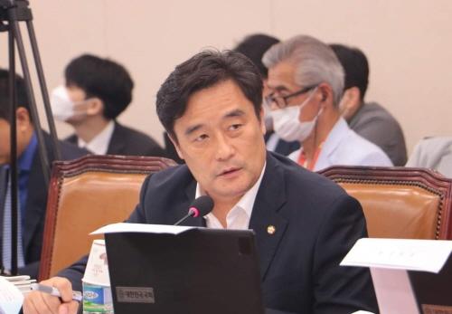 미래통합당 정동만 의원(부산 기장군)/사진=정동만의원실