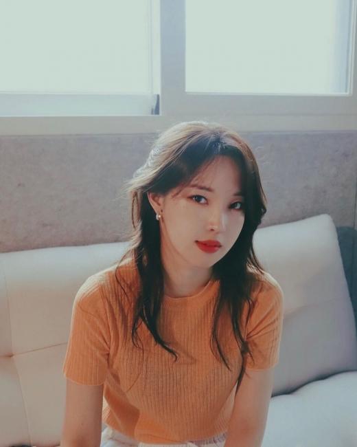 걸그룹 포미닛 출신 전지윤의 컴백이 다가오고 있다. /사진=전지윤 인스타그램