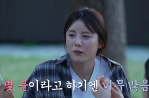 미녀 배구스타 이다영이 연예인으로부터 대시를 받았다고 밝혀 화제를 모으고 있다. /사진=티캐스트 제공