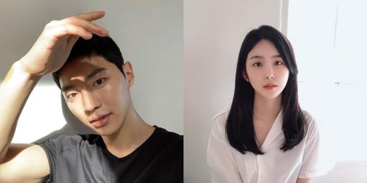 채널A '하트시그널3' 출연자 김강열(왼쪽)이 현재 추측이 무성한 박지현과의 관계를 언급했지만 명확한 답변을 내놓지는 않았다. /사진=김강열, 박지현 인스타그램