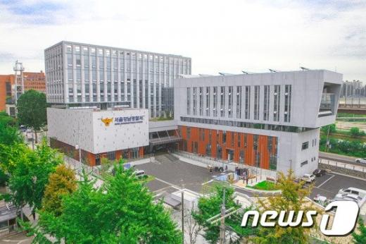 [속보] 서울 강남경찰서 유치장 수감자 확진