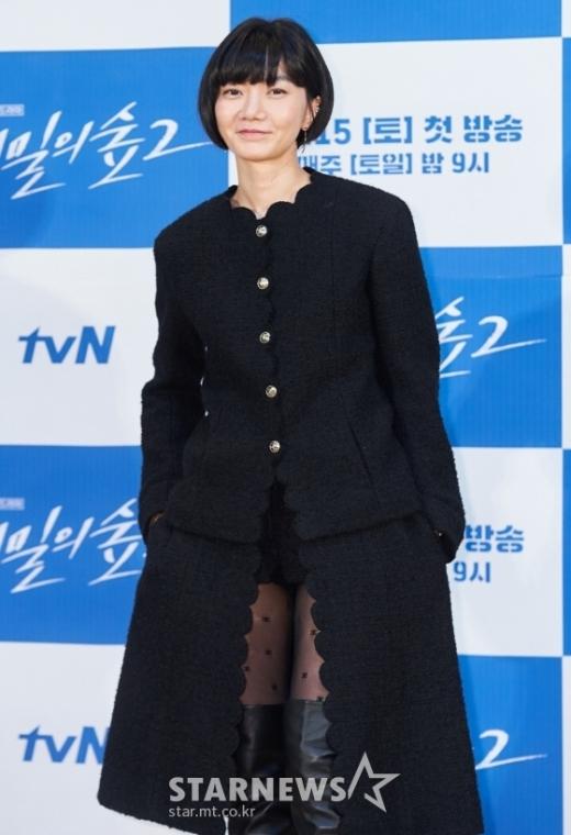 배우 배두나가 샛별당엔터테인먼트를 떠났다. /사진=스타뉴스