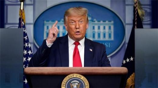 11월 대선을 앞두고 도널드 트럼프 미국 대통령과 하원 민주당이 한판 승부를 벌인다. /사진=뉴시스