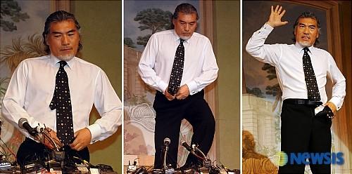 나훈아는 지난 2008년 이른바 '허리띠 퍼포먼스' 이후 사실상 방송활동을 중단했다. /사진=뉴시스
