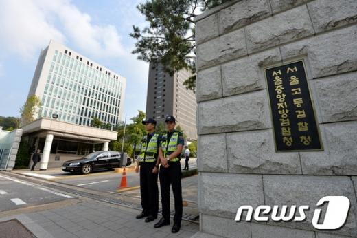 [속보] 박원순 피소 유출 고발사건, 서울북부지검 배당