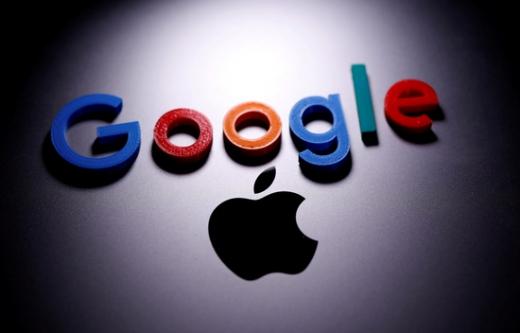 애플에 이어 구글이 모든 앱의 인앱결제를 강제하는 내용을 검토중인 것으로 알려진 가운데 한상혁 방송퉁신위원회 위원장이 법률적용을 검토 중이라고 밝혔다. /사진=로이터