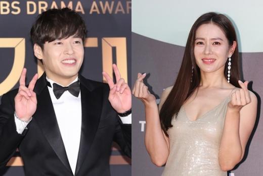 배우 강하늘과 손예진이 사극 드라마 '마음을베이다'(가제) 캐스팅 물망에 올랐다. /사진=뉴스1