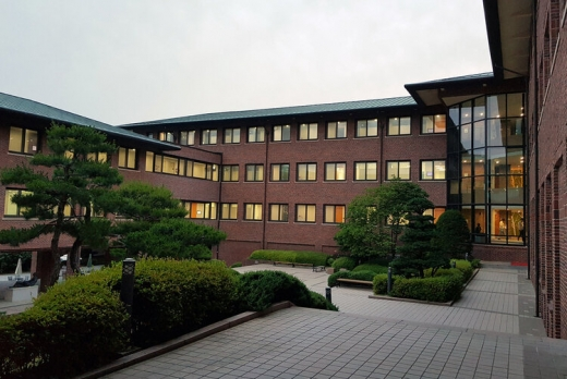 LG그룹이 생활치료센터로 제공한 경기도 이천시 소재 LG인화원 전경. / 사진=LG