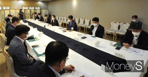 [머니S포토] 제23차 혁신성장 전략점검회의