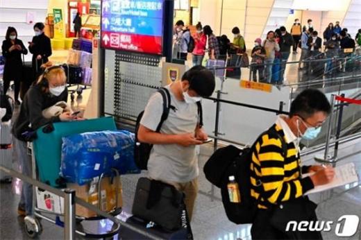 대만이 한국발 입국자에 대한 검역 강화에 나섰다./사진=뉴스1