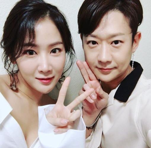 가수 천명훈과 소유가 닮은꼴 인연을 공개했다. /사진=천명훈 인스타그램
