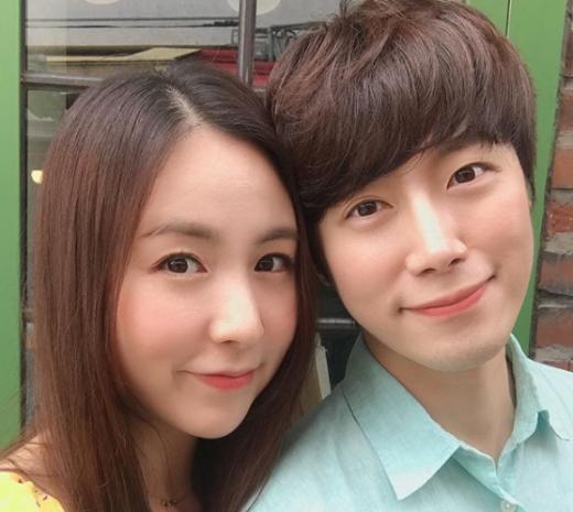 간미연 황바울 부부가 연극 '브릴리언트'에 동반 캐스팅됐다. /사진=간미연 인스타그램