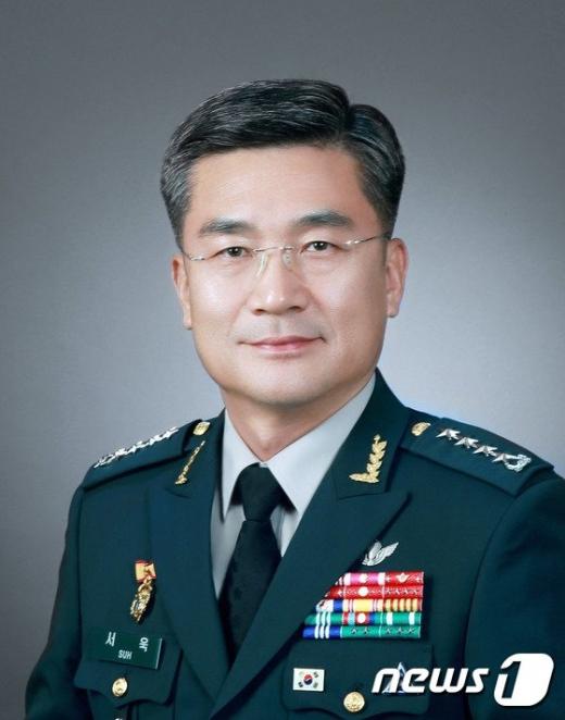 청와대가 28일 신임 국방부 장관 후보자로 서욱 육군참모총장을 지명했다. /사진=뉴스1(청와대 제공)
