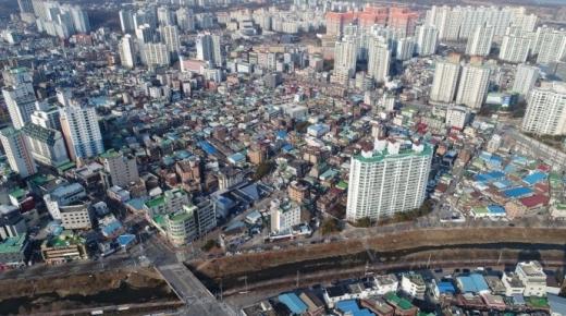 하남시가 지난 7월 국토부 도시재생뉴딜사업 공모에 신청한 '신장동 도시재생활성화 지역 도시재생뉴딜사업'의 결과 발표를 이달 중 앞두고 있다. / 사진제공=하남시