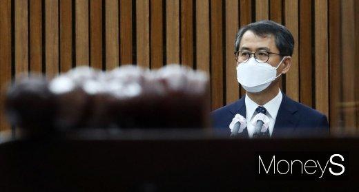 [머니S포토] 이흥구 대법관 후보자 인사청문회
