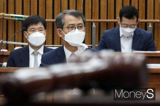 """[머니S포토] 이흥구 """"공정재판 하겠다"""""""