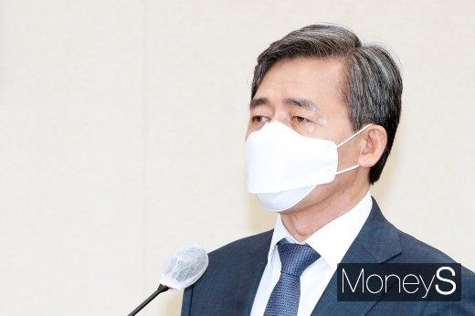 [머니S포토] 국회 과방위, 발언하는 양승동 KBS 사장