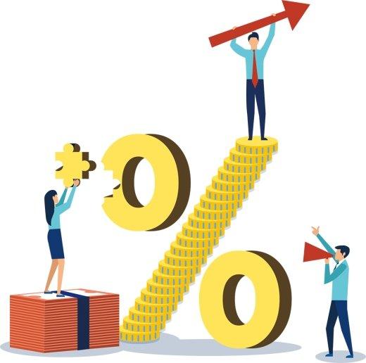 [머니VS머니] '고금리 장사' 삼성·교보·한화 빅3, 보험대출 7~8%대 달해