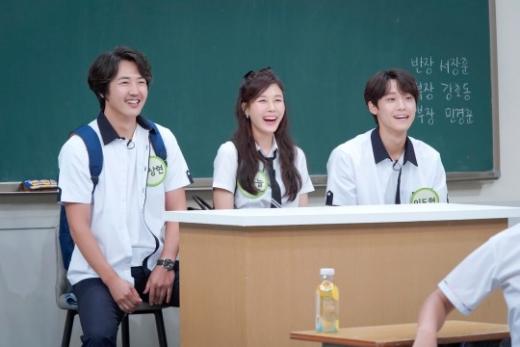 배우 윤상현이 결혼 전 부인 메이비와 민경훈 사이를 질투했었다고 폭로했다. /사진=JTBC 제공