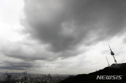 서울 하늘./사진=뉴시스