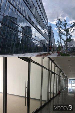 [단독] 천장서 물 '뚝뚝' 지식산업센터… 계약자 분통