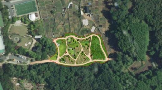 고양시는 탄현근린공원 일부를 12월 말까지 '생태숲'으로 복원한다. / 사진제공=고양시