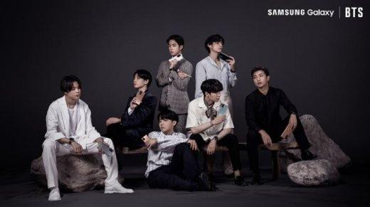 BTS 슈가가 들었다고?…'갤럭시노트20' 미스틱 그린 출시