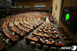 '협치 빛난' 4차추경, 11일만에 국회 본회의 통과