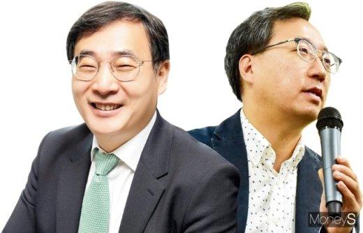 """카카오뱅크, 'IPO 대어' 등판… 아쉬운 케이뱅크 """"빅히트 청약 대출"""""""