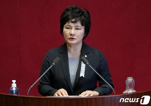 조수진 국민의힘  의원. © News1