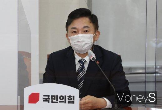 [머니S포토] 발언하는 원희룡 제주도지사