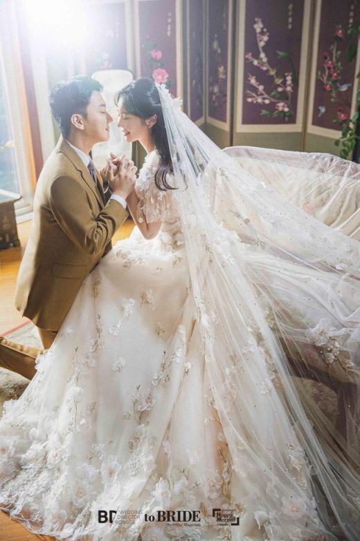 배우 배슬기의 결혼식이 코로나19 여파로 연기됐다. /사진=배슬기 인스타그램