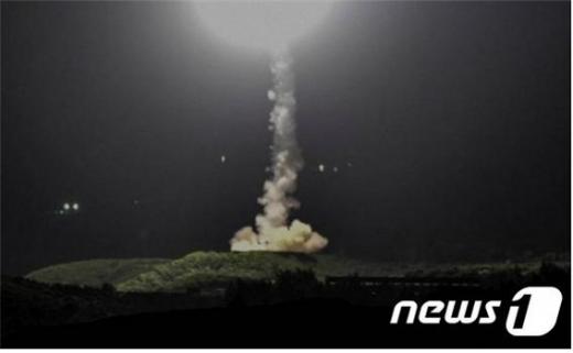 대만이 중국의 연일 영역침범에 맞대응하는 차원에서 미사일을 3번째로 발사했다./사진=뉴스1