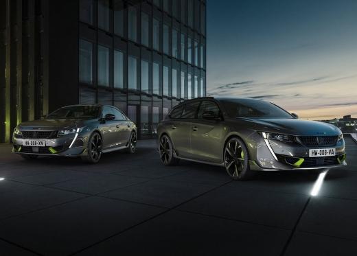 푸조 508 PSE는 1.6리터 가솔린 엔진과 2개의 전기 모터가 8단 자동변속기와 맞물려 최고 출력 360마력, 최대 토크 520Nm의 성능을 발휘하며 정지 상태에서 시속 100km까지 도달 시간은 5.2초다. /사진제공=푸조