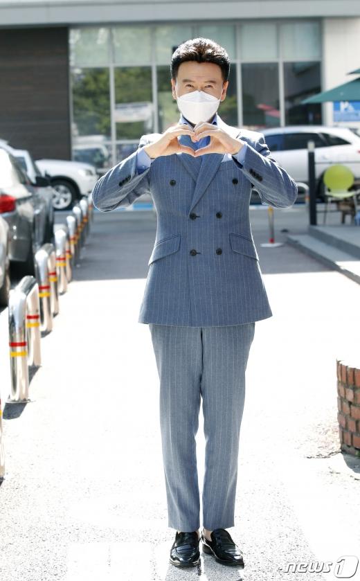 [사진] 강진 '심쿵 하트'