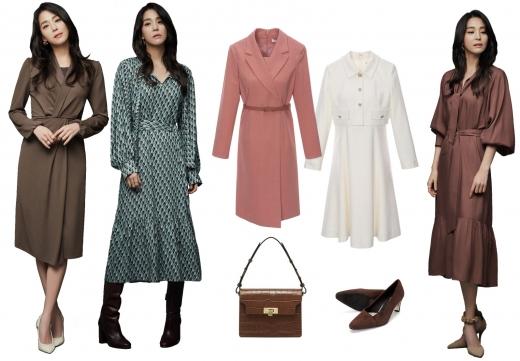 사진 제공: 모델컷 라우렐, 제품컷 잇미샤, 신발 무크, 가방 마지셔우드