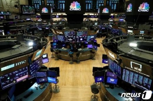 뉴욕증권거래소(NYSE) 모습./사진=뉴스1,로이터