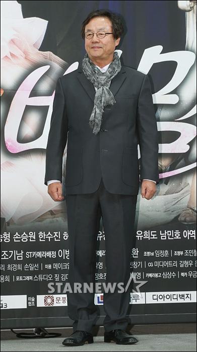 배우 정동환의 나이가 주목받고 있다. /사진=스타뉴스