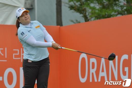 여자 골프 '여제' 박인비. 2020.8.7/뉴스1  DB© News1 최창호 기자