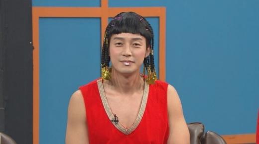허경환이 대학교 재학 시절 인기를 언급했다.  /사진=MBC 에브리원 제공
