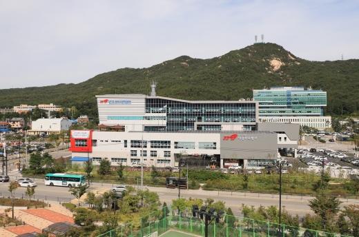 북부소방재난본부 합동청사 전경. / 사진제공=경기도북부청