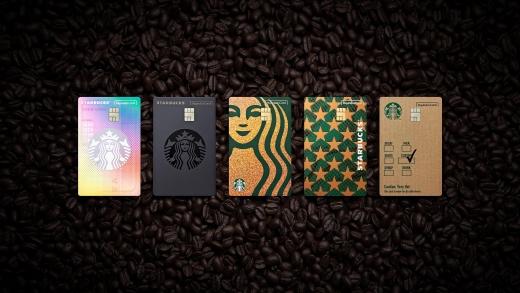 스타벅스와 현대카드는 국내 최초로 '스타벅스 별' 적립 혜택을 담은 '스타벅스 현대카드'를 출시했다./사진=현대카드