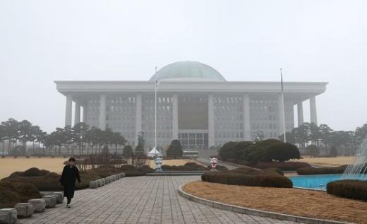 서울 여의도 국회의사당 전경/사진= 뉴시스