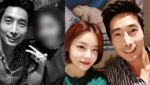 방송인 서유리가 이근 불륜설에 사진을 도용당한 것으로 밝혀졌다. /사진=김용호 유튜브, 서유리 인스타그램