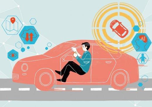 [알돈金] 도로 위 달리는 '자율주행' 펀드… 수익률 '고속질주'