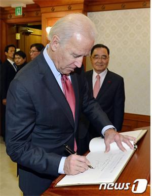 조 바이든 후보가 지지자들에게 방심해서는 안된다고 당부했다./사진=뉴스1