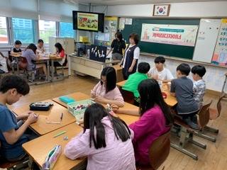 고양시, '초등학교 찾아가는 미니 박람회' 개최 자료사진. / 사진제공=고양시
