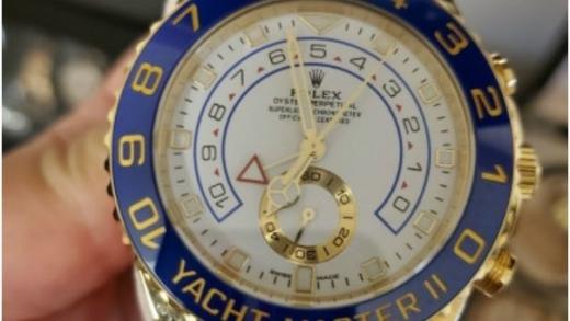 롤렉스 시계. /사진=뉴시스