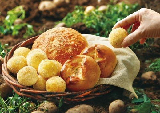 '표절 논란' 겪은 파리바게뜨… 새로운 감자빵 내놨다